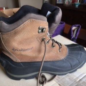 Men's Columbia snow boots
